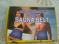 Self-Former Super Sauna Belt