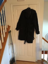 Black trench coat size 26/28 lane bryant Fort Washington, 20744