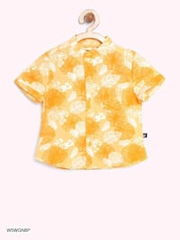 yellow and white floral long-sleeved shirt Jaipur, 302039