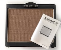 Tech 21 Trademark 10 Guitar Amplifier Amp New with price tag, box, manual & dust cover. Princeton, 08540
