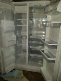 Possible delivery of Kennmore Elite Refrigerator