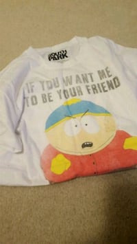 South Park T shirt Size S Calgary, T2Y