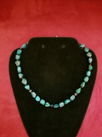 Vintage Turquoise beaded necklace Rockville, 20852