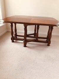 Basset Furniture Dining Room Table Woodbridge, 22192