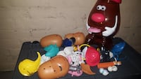 Mr Potato action figure set Woodstock, N4S 1X7
