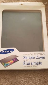 """Samsung Tab S Simple Cover for 10.5"""" Vaughan, L4L 8K5"""