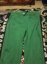Large green love sweats