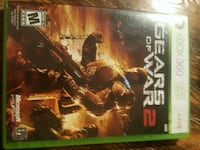 Xbox 360 Gears of War game case Los Angeles, 91343