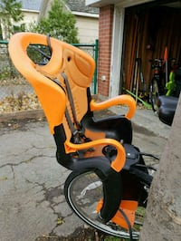 Child carrier for bicycles 744 km