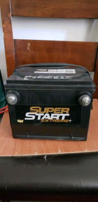 Car battery $40  Colton, 92324