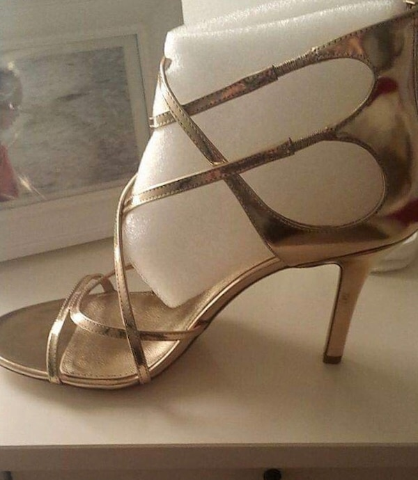 e810c0ea5a5 Used Michael Kors heels. Worn 3 times. Great condition! for sale in Gatineau  - letgo
