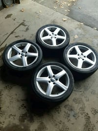 "Tires  [TL_HIDDEN] "" VW wheels 5x112 bolt Toronto, M3K 1Z9"