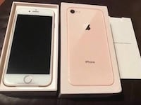 gold iPhone 7 with box Hope Mills, 28348