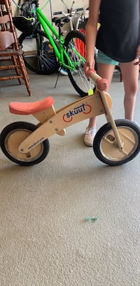 Skuut learning bike