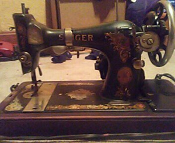 Used 40 Singer Sewing Machine For Sale In Brazil Letgo Custom 1910 Singer Sewing Machine For Sale