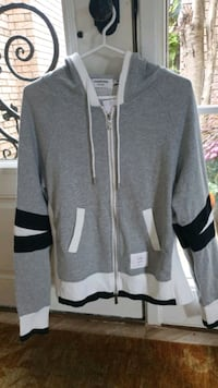 Thom Browne. Articulated Jersey Hoodie Large  Markham, L3R 6M2