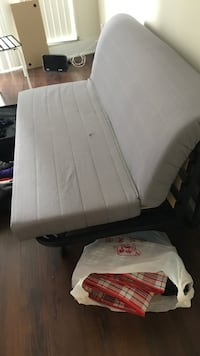 White and black bed mattress 米西索加, L5B 4P9
