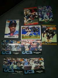New sports cards but 5 are 3d Austin, 78753