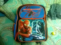 blue and red Spider-Man backpack Norwood, 45212
