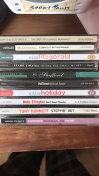 Assorted Jazz and Classical CDs. Ballston Spa, 12020