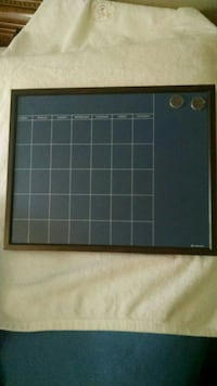"20"" by 16""  magnetic chalk board Thurmont, 21788"
