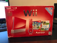 Limited Edition Red Wii BOX ONLY Fairhaven, 02719
