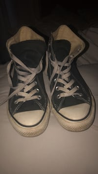 pair of black Converse All Star high-top sneakers Lafayette, 47905