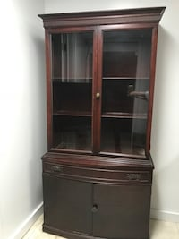 Antique China Cabinet Boone, 28607