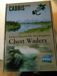 Chest Waders print box
