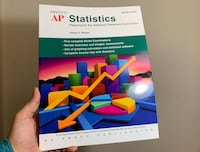 Amsco's AP Statistics Exam Prep Book Glen Burnie, 21061