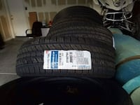 black and gray car tires Las Vegas, 89122