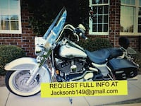 2003 Harley-Davidson Touring Rides excellent, looks great