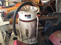 JET dust collector 1100