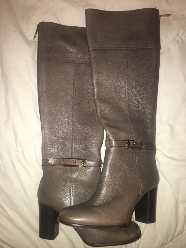 72d1a816f2c5 Used Tory Burch Mocha 32128362 Boots for sale in San Jose - letgo