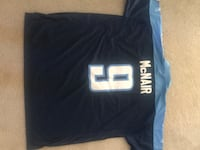Steve McNair Tennessee Titans Jersey 3x Windsor Mill, 21244