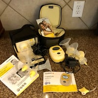 Medela Freestyle & Pump In Style Advanced Breast Pump & accessories Frisco, 75034