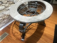 PRICE DROP MARBLE COFFEE/ACCENT TABLE! Pickering, L1V 5A1