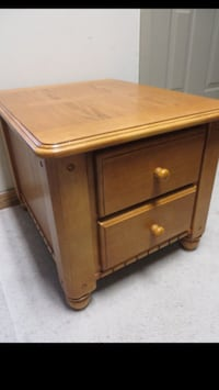 Brand New Oak Nightstand Edmonton, T6W 3W6