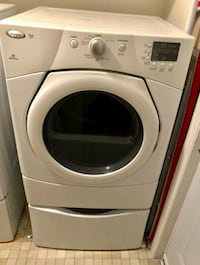 Whirlpool Duet Washer and Dryer MOD WFW9050XW03