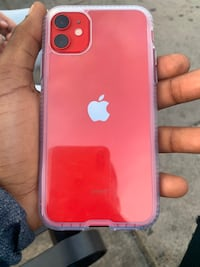 Iphone 11 (red)
