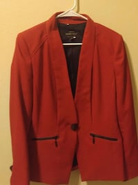 red notch lapel suit jacket San Juan, 78589