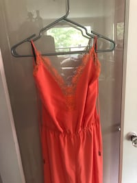 Coral jumpsuit  - size 0 from Marciano Toronto, M1N 3A8