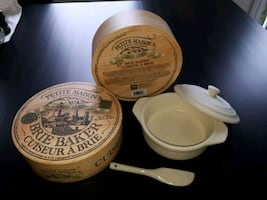Petite Maison Brie Baker by Wildly Delicious