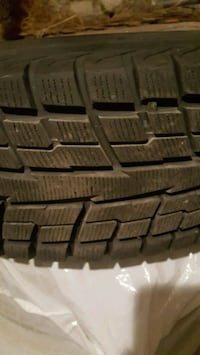 Winter tires and rims 215/70r 16 Toronto, M5A 2N8