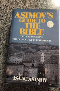 BookASIMOV'S GUIDE TO THE BIBLE