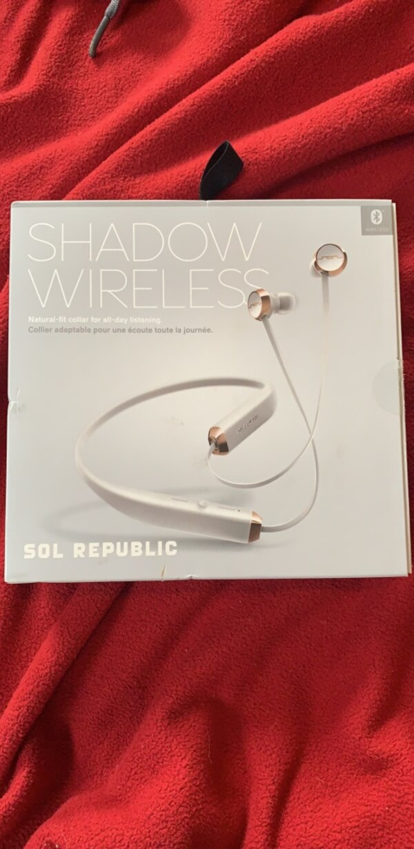 Sol Republic Shadow Wireless Headphones