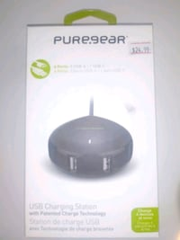 PURE.GEAR USB Charging Station