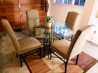 Dinning table  West Vancouver, V7S 2R9