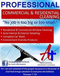 Window cleaning Abilene, 79601