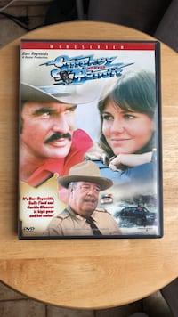 Smokey and the Bandit DVD Movie Laurel